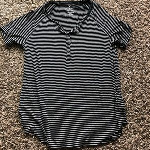 Soft & Sexy Striped tee American Eagle